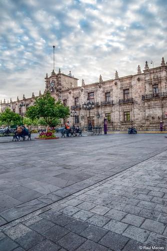 Palacio de Gobierno Guadalajara