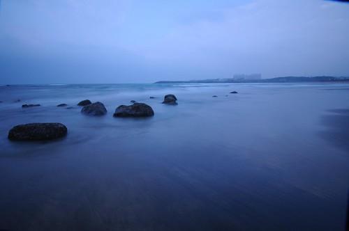 就去看看海