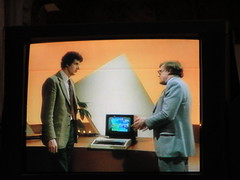 Chris Searle and Ian McNaught-Davis ('Mac') on...