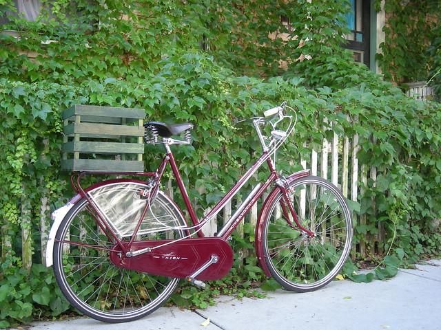 1973 Union Savoy: Vintage Dutch city bike