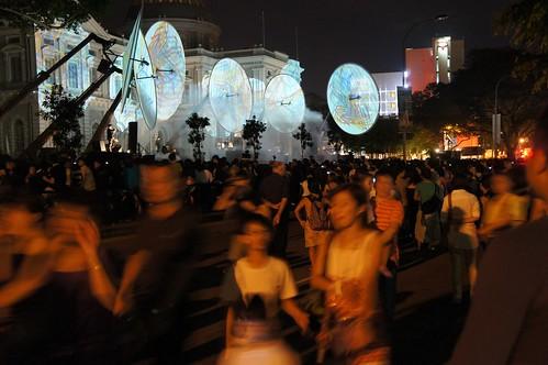 Night Festival - New World 2010 (Singapore)