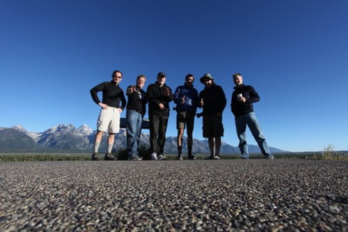 Geeks in Wyoming