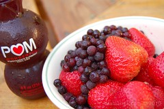 POM Pomegranate juice