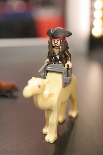 Jack Sparrow! :D