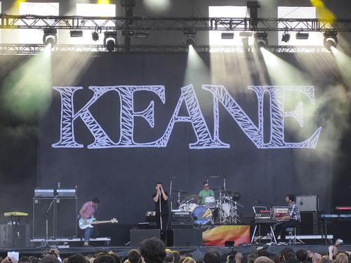 Keane @ Osheaga