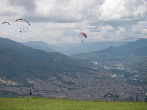 Overcoming the fear of travel in Medellin, Colombia