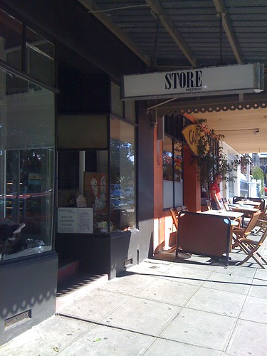 Store Espresso, Camperdown