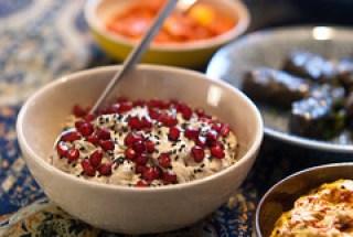 Baba ganoush, fattee en andere heerlijkheden