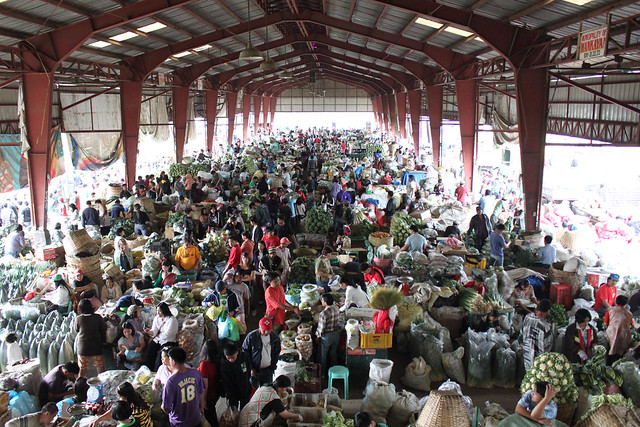 Bagsakan sa La Trinidad, Benguet - 2