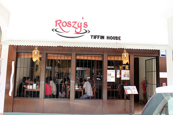 Roszy's Tiffin House - GoldHill Centre