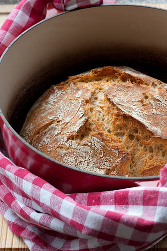 $2 day no-knead bread