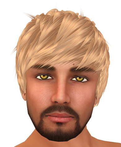MadDesigns Bon Corvette Hair  Daylight Eyes