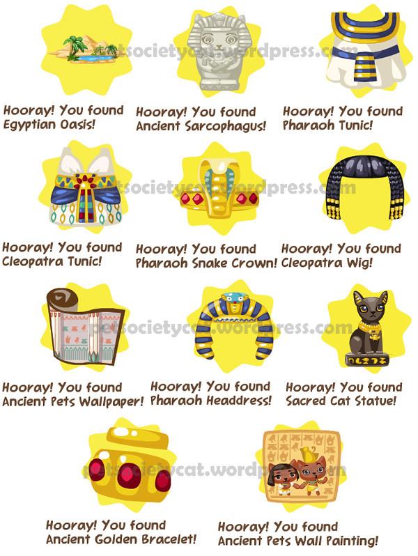 432 treasure loot egypt