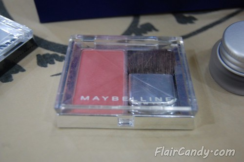 Meg Party and Maybelline Makeup 03