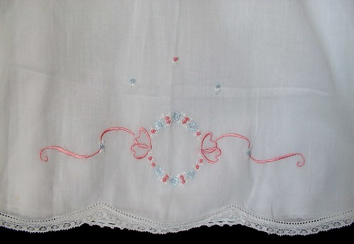 hem embroidery
