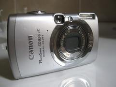 Canon Ixus 950 / SD850