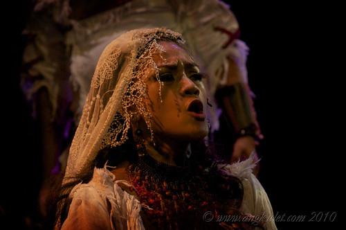 Jean Judith Javier as Gulnara