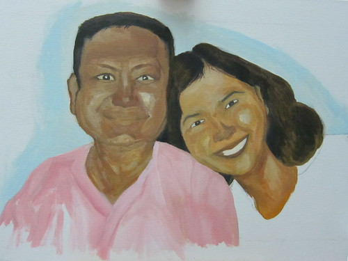 portrait - mom and dad (unfinished)9