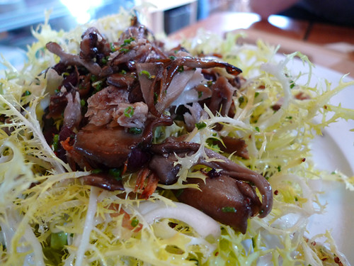 Mercantile's Duck Confit Salad