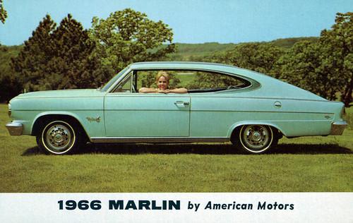 1966 Marlin by American Motors