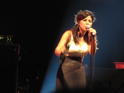 Marina and the Diamonds live at Frequency Festival