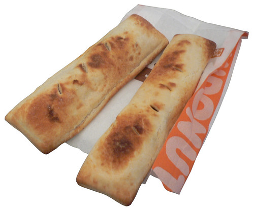 Dunkin' Donuts Stuffed Breadsticks