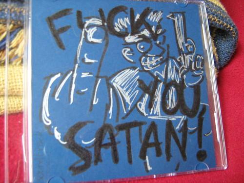 satan soundtrack cover