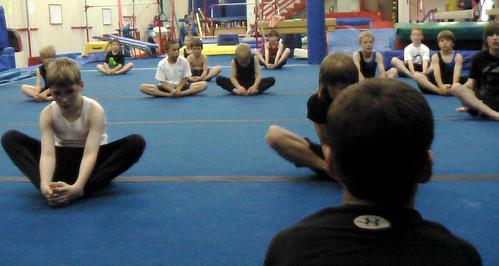 Newfoundland Men's Gymnastics Camp - Campia
