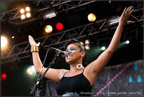 Solange Miranda-Wieland / Miss Platnum