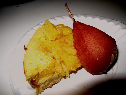 Poached Pear Pastry 3