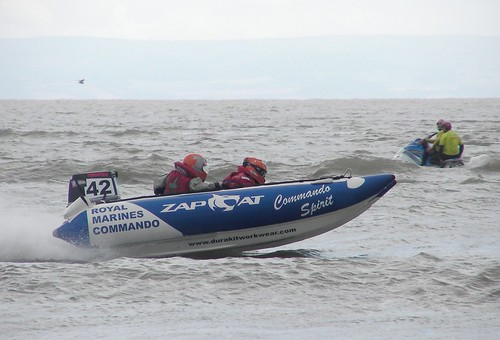 Zapcat Grand Prix-Barry Island.