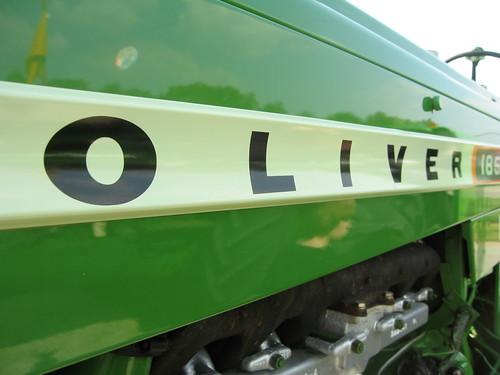 Oliver 1850
