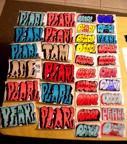 Pearl's