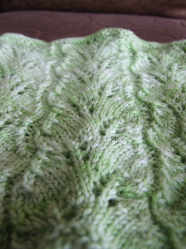 Spring Leaves Cowl