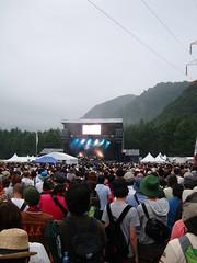 Fuji Rock Festival 2010 LCD SOUNDSYSTEM