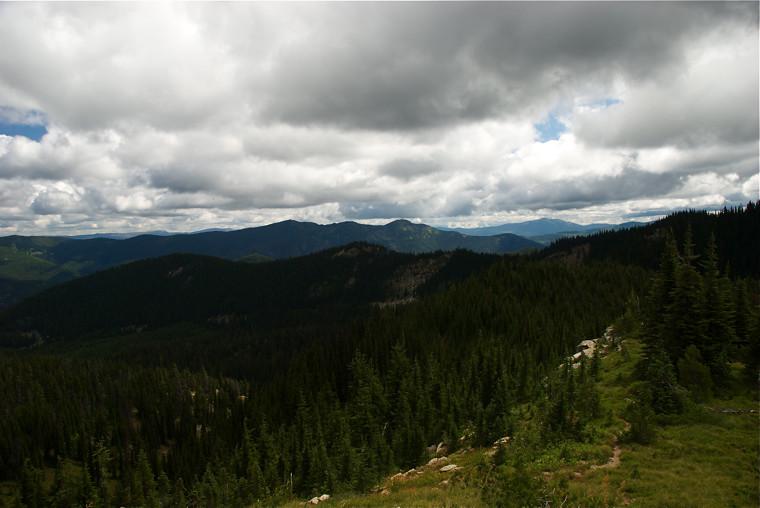Scene from Cube Iron Mountain
