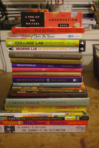 Stack o books