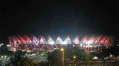 Jawaharlal Nehru Stadium, New Delhi