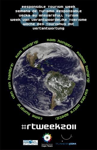 Free Poster! 2011 Responsible Tourism Week