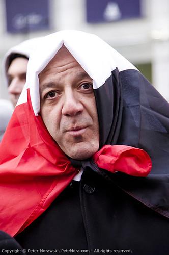 2011 Egypt Sequel: Cold?