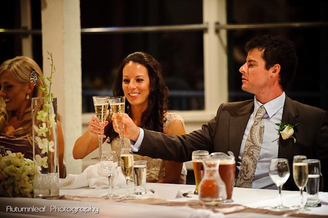 Amanda and Kieran's Wedding - Bridal Toast
