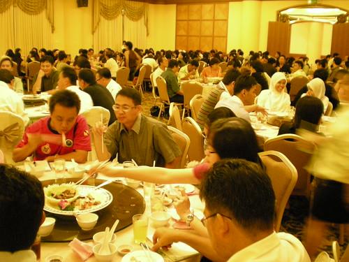 SHS Teachers' Day dinner 2010 1