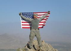 Marine & a Mtn