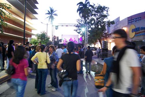Por el medio de la calle 2010