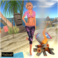 _TuttiFrutti_ Beach Days - Orchid