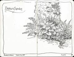 Debbie's garden