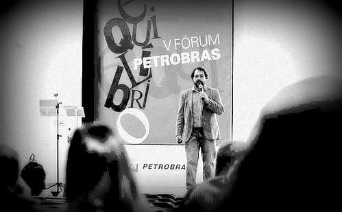 Palestra na Petrobrás