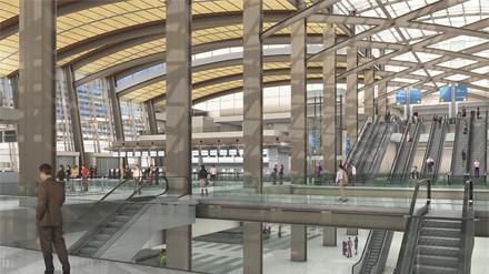 New Sacramento Terminal
