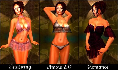 BLOG:  Solange - Petalwing, Amore 2.0, Romance