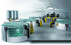 AKVA group Land Based Aquaculture